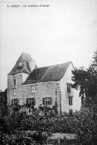 Château d'Assat